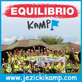 Jezicki kamp - EQUILIBRIO KIDS