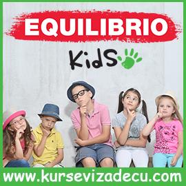 Kursevi engleskog i nemackog jezika za decu - EQUILIBRIO KIDS