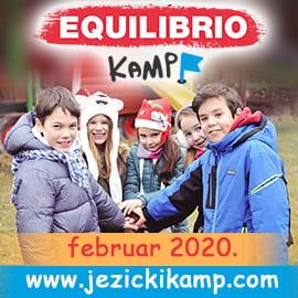 Jezicki kamp - EQUILIBRIO KIDS Engleski i nemački za decu